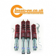 Prosport Coilover Kit + Top Mounts Mk2 Golf, Jetta, Corrado,